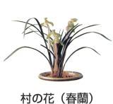 村の花 春蘭|福岡県田川郡赤村
