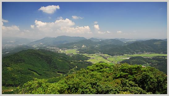 赤村の特産物 福岡県田川郡赤村